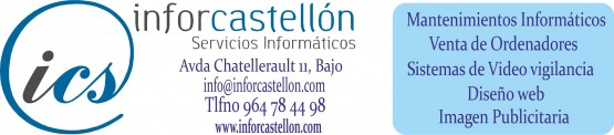 flyer inforcastellon paginas web 2014